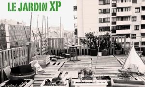 jardin gare xp