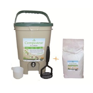 Compost d'appart